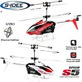 s-idee® 01164 | S5 3.5 Kanal Heli Syma Hubschrauber RC Ferngesteuerter Hubschrauber/Helikopter/Heli...