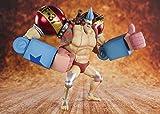 フィギュアーツZERO ONE PIECE 鉄人フランキー 約200mm ABS&PVC製 塗装済み完成品フィギュア_03