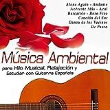 Música Ambiental para Hilo Musical, Relajación y Estudiar Con Guitarra Española