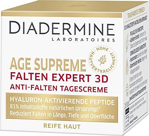Diadermine Falten Expert 3D Hyaluron-Aktivator Anti-Falten Tagespflege, 50 ml