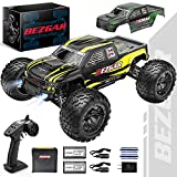 BEZGAR HM101 Hobby Grade 1:10 Scale Remote Control Truck with 550...