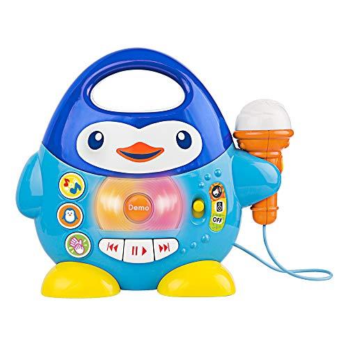 winfun 44754 Karaoke-Musik-Player, Design: Pinguin