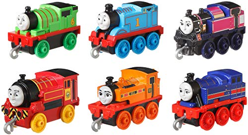 Thomas & Friends TrackMaster, Around the World 6-Pack