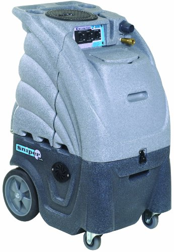 Best Buy! Sandia 80-3100 Dual 3 Stage Vacuum Motor Sniper Commercial Extractor, 12 Gallon Capacity, ...