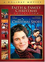 Hallmark Movies on DVD 6-Film - The Christmas Hope/ Christmas Blessing/ Christmas Shoes/ Christmas Choir/ Christmas in Canaan/ All I want for Christmas