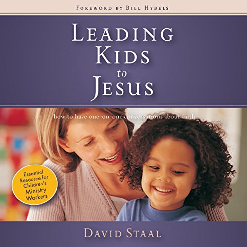 Leading Kids to Jesus audiobook cover art