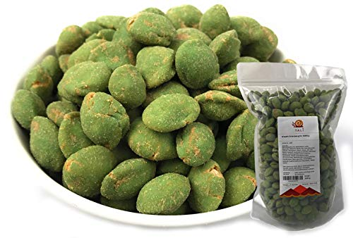 TALI Wasabi-Erdnüsse grün 1000 g