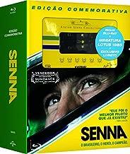 Blu-ray Senna Collector's Edition + Lotus 1985 [ Scale 1:64 ] [ Ayrton Senna ]