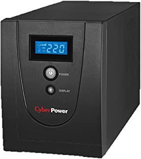 CyberPower Systems Value 2200ELCD Value SoHo Line Interactive UPS
