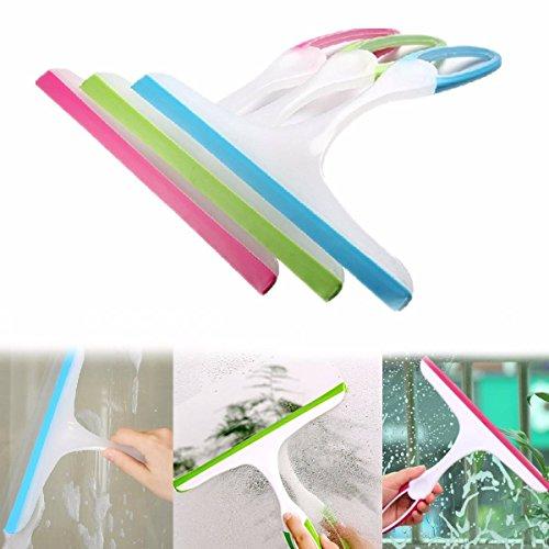 Mark8shop glas raam zeep schoonmaken Squeegee Thuis auto raam Nettoyage mist douche badkamer tegel spiegel ruitenwisser
