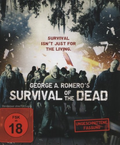 Survival of the Dead - Ungeschnittene Fassung [Blu-ray]