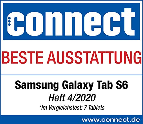 Samsung Galaxy Tab S6 WiFi 128GB, Tablet-PC Blue, Android 9.0 (Pie) 13
