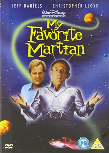 My Favorite Martian [Reino Unido] [DVD]