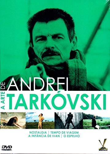 A Arte de Andrei Tarkovski - Digistack [ Nostalgia, A Infancia da Ivan, O Espelho, Tempo de Viagem ]