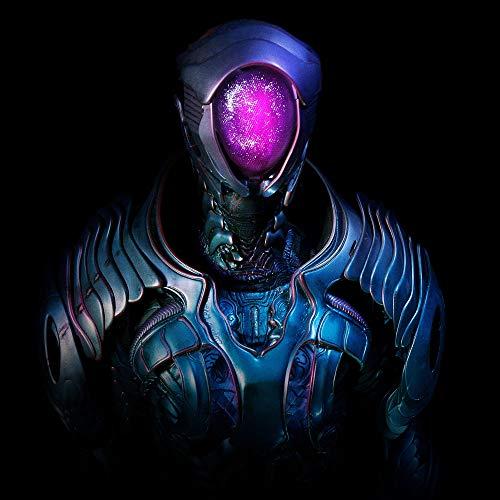 Lost In Space (A Netflix Original Series Soundtrack) Alien Space Swirl Purple 2 x LP