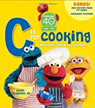 Sesame Street C is for Cooking: 40th Anniversary Edition