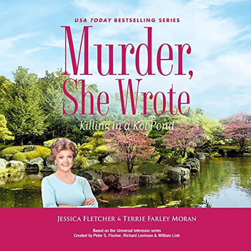 Murder, She Wrote: Killing in a Koi Pond cover art