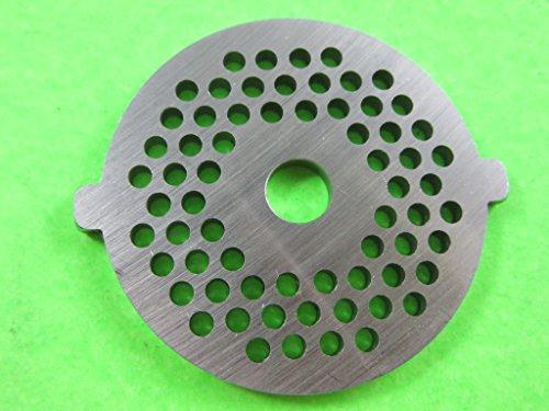 1/8 3mm FINE grind plate for Kitchenaid FGA 1 & 2 Meat grinder Food Chopper.