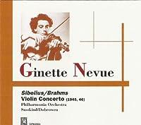 ブラームス:ヴァイオリン協奏