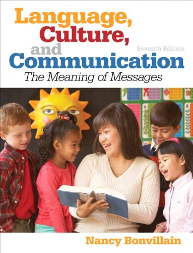 Language, Culture, and Communication Plus MySearchLab with eText -- Access Card Package (7th Edition)