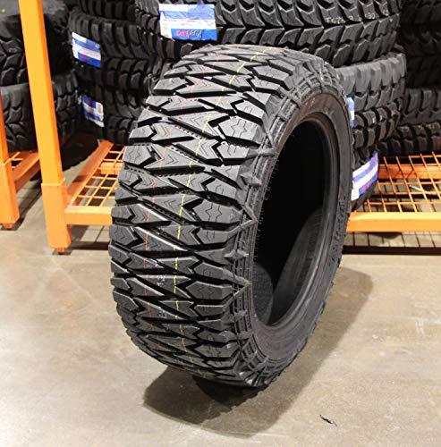 Tri Ace Pioneer 33x12.50R20 M/T Mud Tire 114Q LRE BSW 33 12.50 20