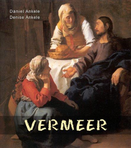 Johannes Vermeer (Deutsch): 40 Barock Gemälde - Jan Vermeer