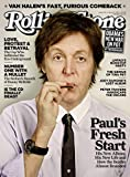 Rolling Stone Magazine Cover Poster – Paul McCartney -