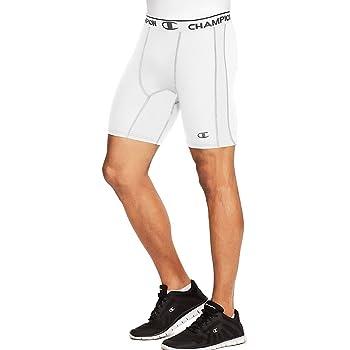 Champion Mens Power Blex 6 Compression Short Shorts