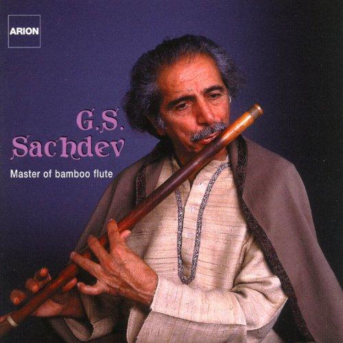 Sachdev-Meister der Indischen Bambusflöte