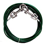 Boss Pet - Prestige 20ft Small Dog Tie Out by Boss Pet
