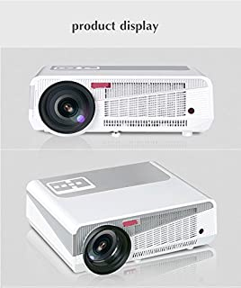 PLAY™ 5500 Lumens Android 4.4 + WiFi Smart LCD, LED Full HD 1920 X 1080P 3D Wireless Home Theater Digital Video Interactive Projector