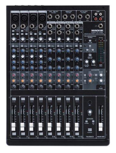 Mackie Onyx 1220i FireWire Production Mixer