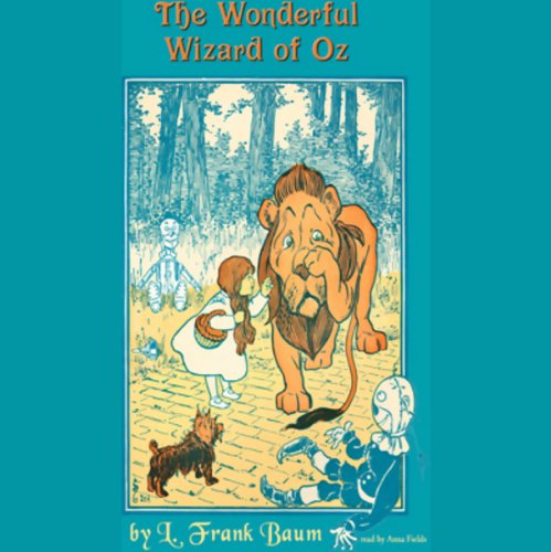 The Wonderful Wizard of Oz  Audiolibri