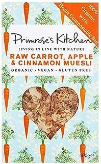 Primrose's Kitchen - Raw Carrot, Apple & Cinnamon Muesli - 400g