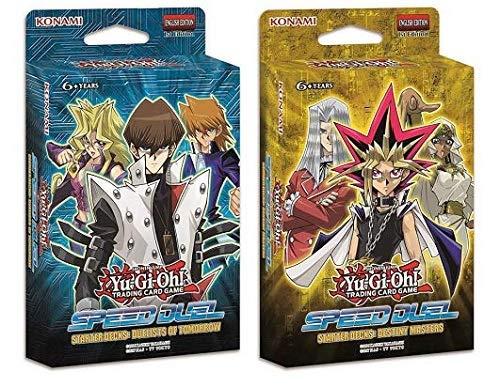 Yugioh Speed Duel Dueling Starter Decks - Destiny Masters & Duelists of Tomorrow