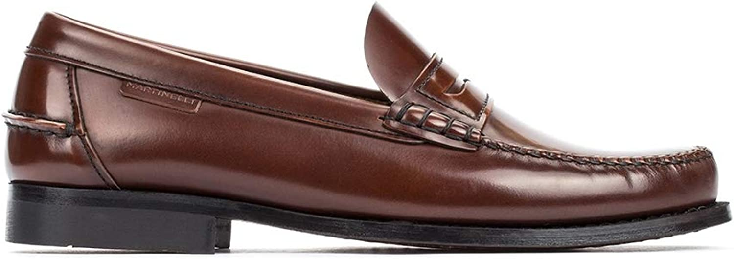 MARTINELLI Läther Loafers Loafers Loafers Alcala A101  bra erbjudanden