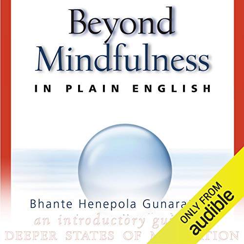 Beyond Mindfulness in Plain English Titelbild