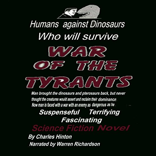 War of the Tyrants audiobook cover art