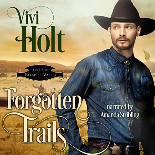 Forgotten Trails audiobook cover art