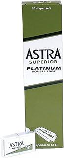 Astra Superior Platinum Double Edge ostrza do golenia