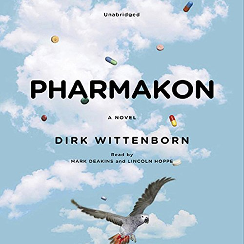 Pharmakon, or The Story of a Happy Family audiobook cover art