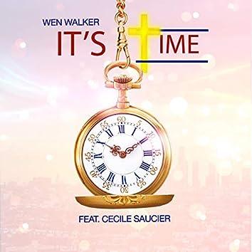 It's Time (feat. Cecile Saucier)