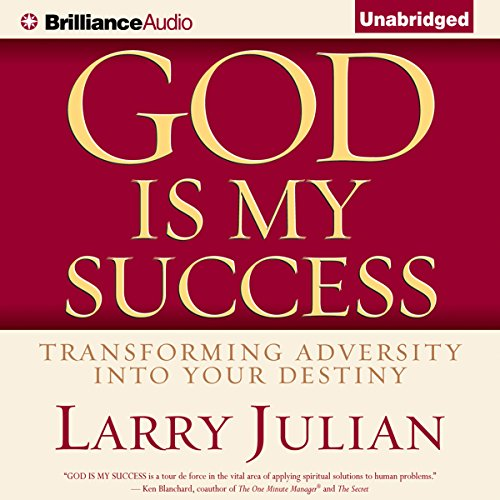 God Is My Success audiobook cover art