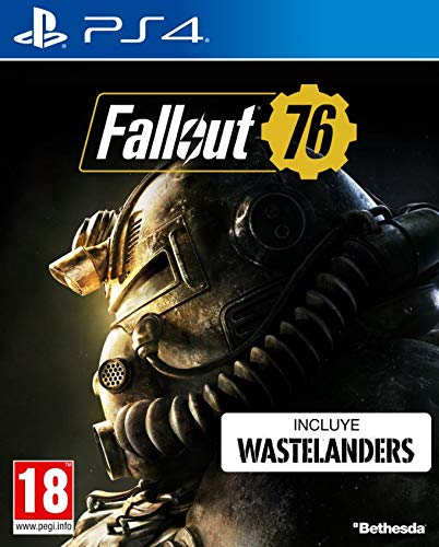 Fallout 76 Wastelanders PS4 ESP
