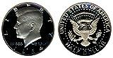 1984 S Gem Proof Kennedy Half Dollar US Coin...