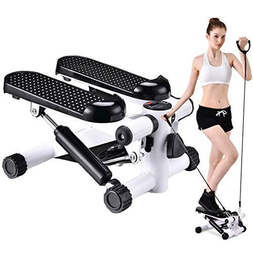 ZZZYZ Stepper Cardio Fitness, Mini Stepper, Ejercicio Aparatos para Hacer Ejercicio en Casa, Máquinas de Step para Fitness, Máquina De Pedal Hidráulico