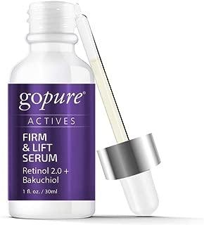 Best gopure retinol serum Reviews
