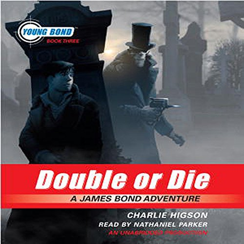 Double or Die audiobook cover art