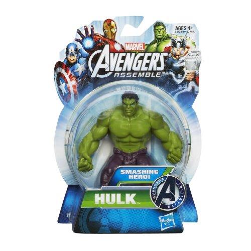 Marvel The Avengers Assemble Hulk 4 Inch Action Figurine