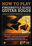 How to Play Fingerstyle Blues Guitar Solos [Reino Unido] [DVD]